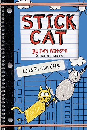 Cats in the City (Stick Cat, Bk. 2)