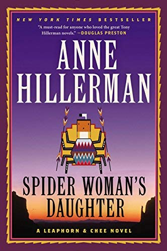 Spider Woman's Daughter (Leaphorn & Chee Series, Bk. 19)