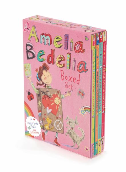 Amelia Bedelia Box Set #2 (Books 5-8)