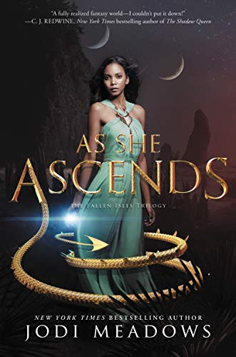 As She Ascends (Fallen Isles, Bk. 2)