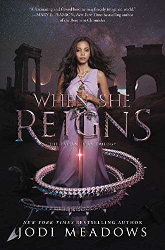 When She Reigns (Fallen Isles, Bk. 3)