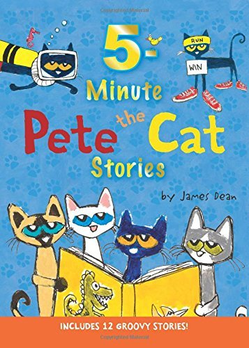 Pete the Cat (5-Minute Stories)