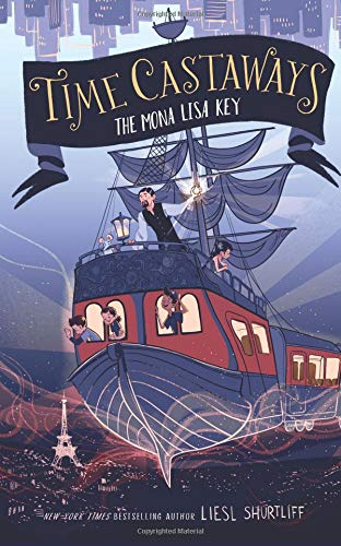The Mona Lisa Key (Time Castaways, Bk. 1)