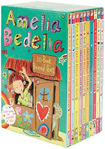 Amelia Bedelia 10-Book Boxed Set