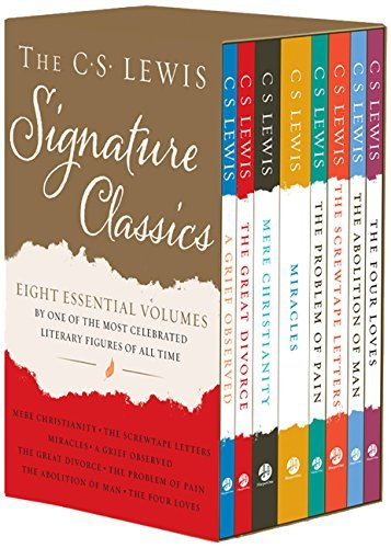 The C. S. Lewis Signature Classics (8-Volume Box Set)