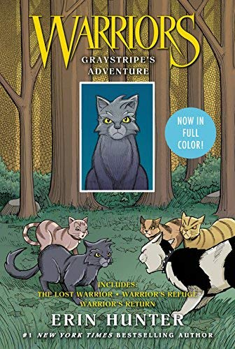 Graystripe's Adventure (Warriors)