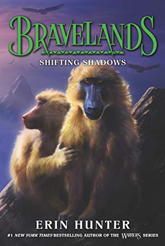Shifting Shadows (Brave Lands, Bk. 4)