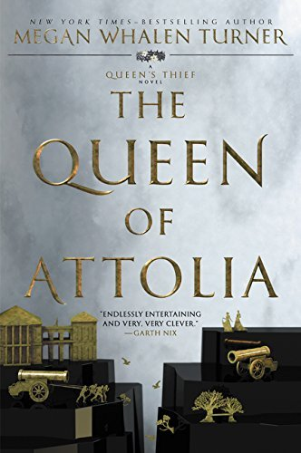 The Queen of Attolia (Queen's Thief, Bk. 2)
