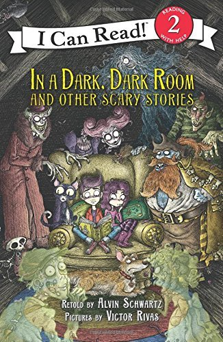 In a Dark, Dark Room and Other Scary Stories (I Can Read, Level 2)