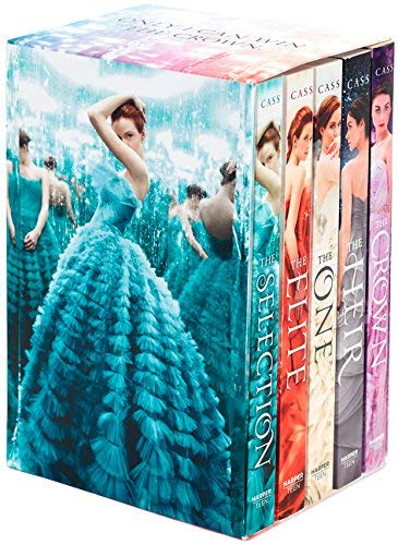 The Selection 5-Book Box Set (The Selection/The Elite/The One/The Heir/The Crown)