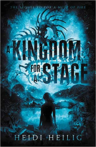 A Kingdom for a Stage (Shadow Players Trilogy, Bk. 2)