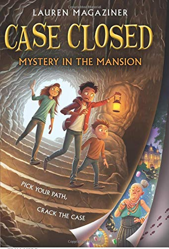 Mystery in the Mansion (Case Closed, Bk. 1)