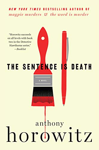The Sentence Is Death (Detective Daniel Hawthorne)