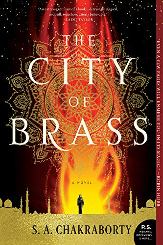 The City of Brass (The Daevabad Trilogy)