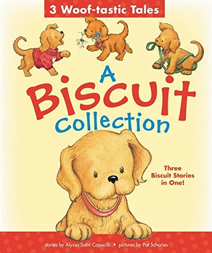 A Biscuit Collection (3 Woof-tastic Tales)