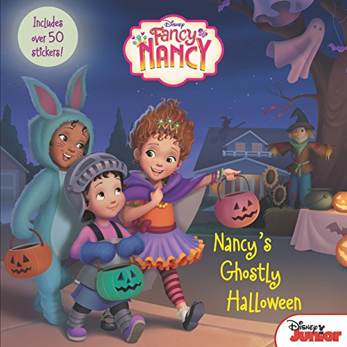 Nancy's Ghostly Halloween (Fancy Nancy)