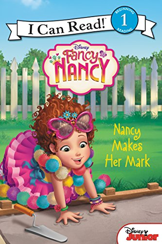 Nancy Makes Her Mark (Fancy Nancy, I Can Read! Level 1)