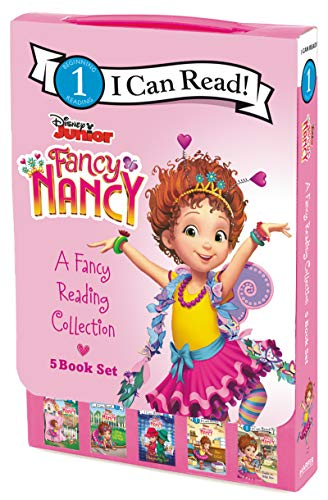 A Fancy Reading Collection (Disney Junior Fancy Nancy, I Can Read/Level 1)