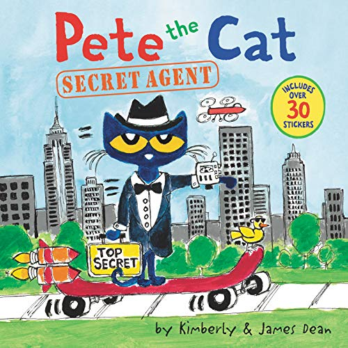 Secret Agent (Pete the Cat)