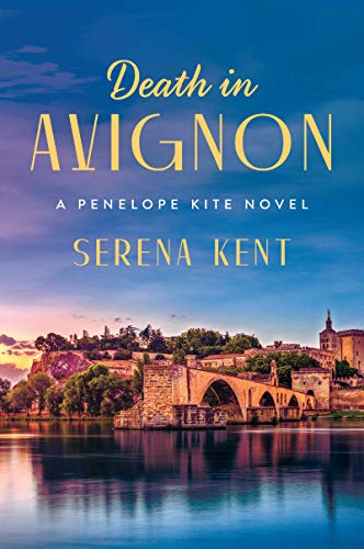 Death in Avignon (Penelope Kite)