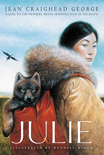 Julie (Julie of the Wolves, Bk. 2)