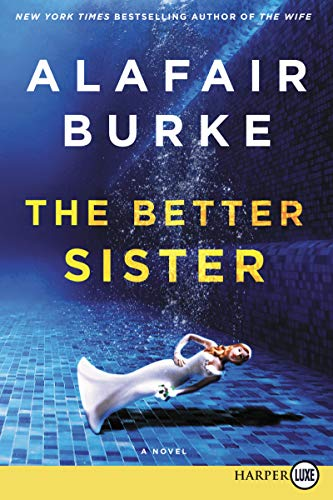The Better Sister (Large Print)
