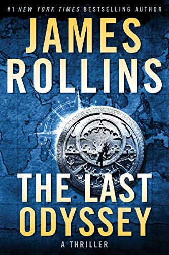 The Last Odyssey (Sigma Force, Bk. 15)