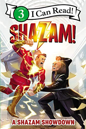 A Shazam Showdown (Shazam! I Can Read, Level 3)