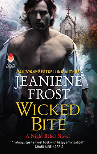 Wicked Bite  (Night Rebel, Bk. 2)