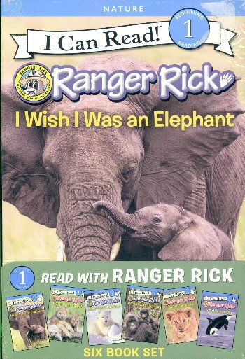 Read with Ranger Rick (I Can Read! Level 1)