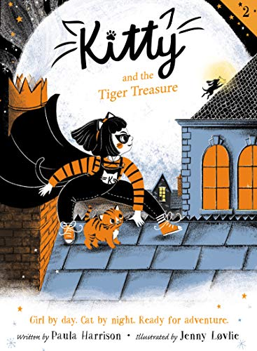 Kitty and the Tiger Treasure (Kitty, Bk. 2)