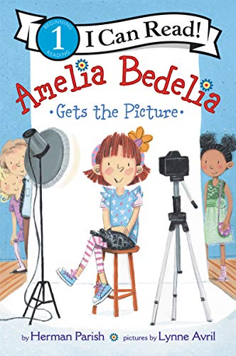 Amelia Bedelia Gets the Picture (I Can Read! Level 1)