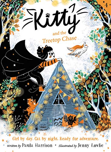 Kitty and the Treetop Chase (Kitty, Bk. 4)