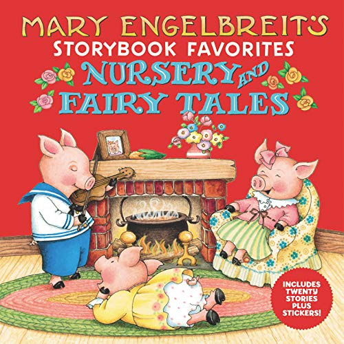 Mary Engelbreit's Storybook Favorites Nursery and Fairy Tales