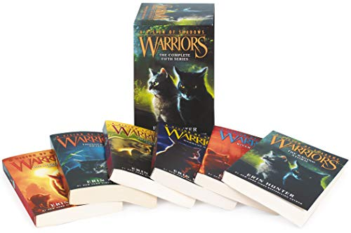 Warriors: A Vision of Shadows Box Set (The Complete Fifth Series)