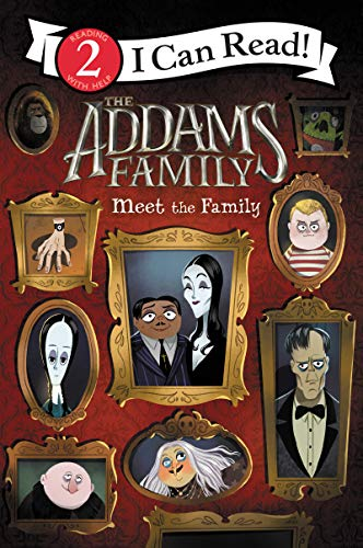 Meet the Family (The Addams Family, I Can Read!/Level 2)