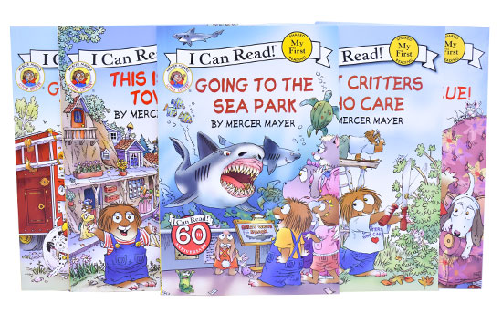 Little Critters My First I Can Read 5 - Book Set
