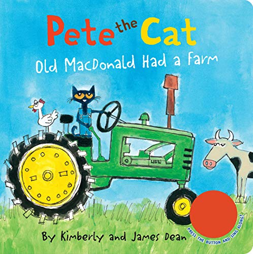 Old MacDonald Had a Farm Sound Book (Pete the Cat)