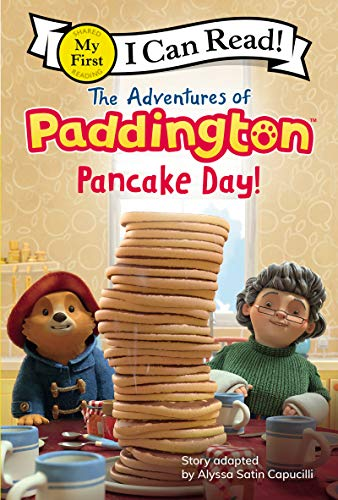 Pancake Day (The Adventures of Paddington, My First I Can Read!)