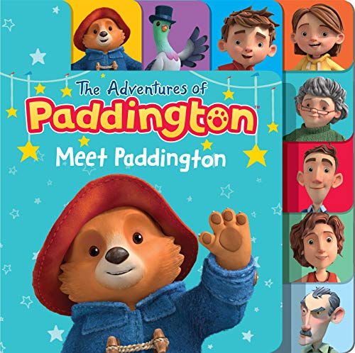 Meet Paddington (The Adventures of Paddington)