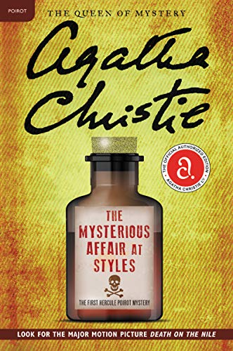 The Mysterious Affair at Styles (Hercule Poirot Mysteries)