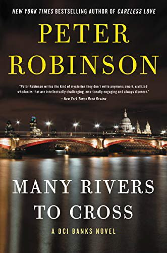 Many Rivers to Cross (DCI Banks)