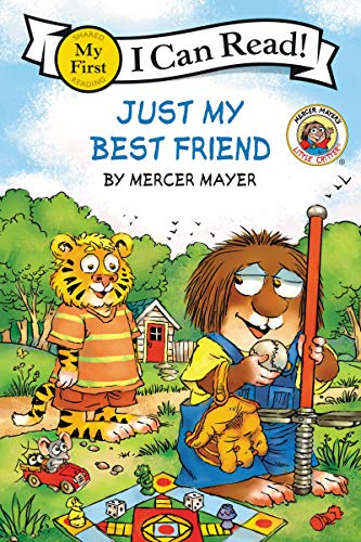Read With Little Critter: 8 Book Collection (My First I Can Read)