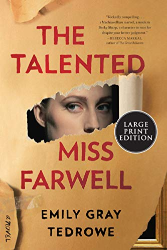 The Talented Miss Farwell (Large Print)