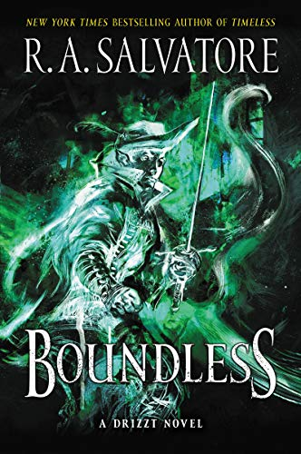 Boundless: A Drizzt Novel (Generations Book 2)