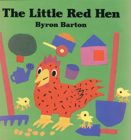 The Little Red Hen (Oversize)