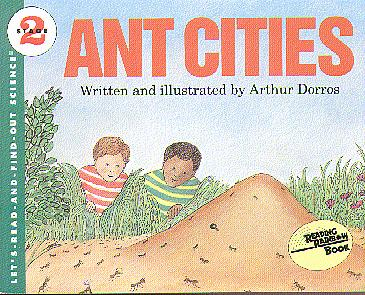 Ant Cities (Let's Read And Find Out Science, Stage 2)