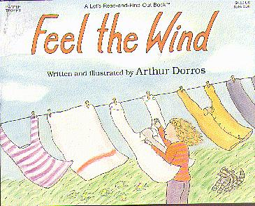 Feel The Wind (Let's-Read-And-Find-Out Science, Stage 2)