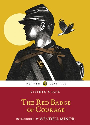 The Red Badge Of Courage (Puffin Classics)