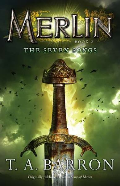 The Seven Songs (Merlin, Bk. 2)